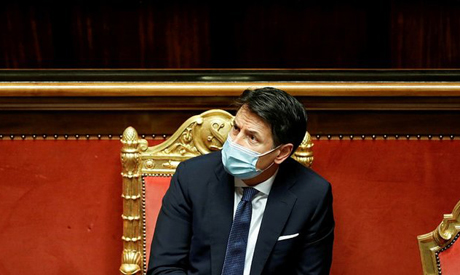 Conte to resign as Prime Minister