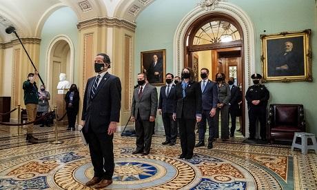 Impeachment managers Representatives