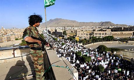 Huthi rebels