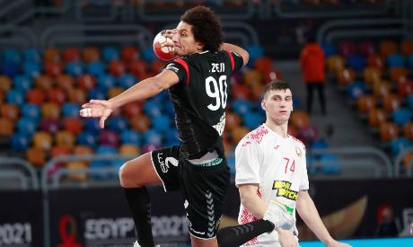 Egypt v Belarus