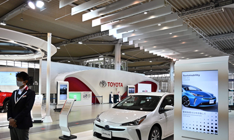Toyota beats Volkswagen to become world's top car seller in 2020