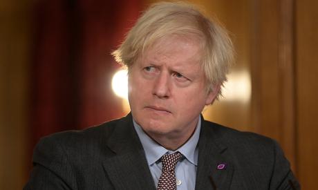 British Prime Minister Boris Johnson. Reuters