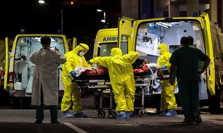 Portugal COVID-19 Coronavirus outbreak. REUTERS