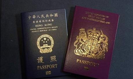 UK/Hong kong