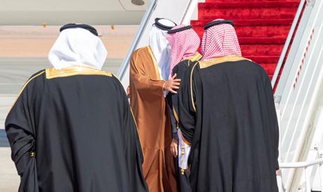 Gulf summit ends Qatar boycott