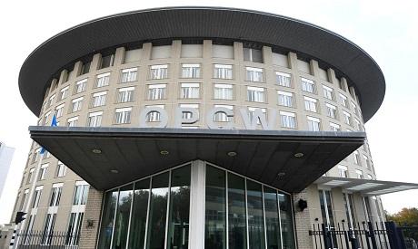 OPCW Building