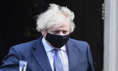 UK Prime Minister Boris Johnson. Reuters