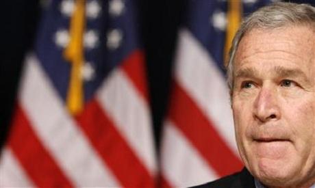 Former Republican President George W. Bush. Reuters