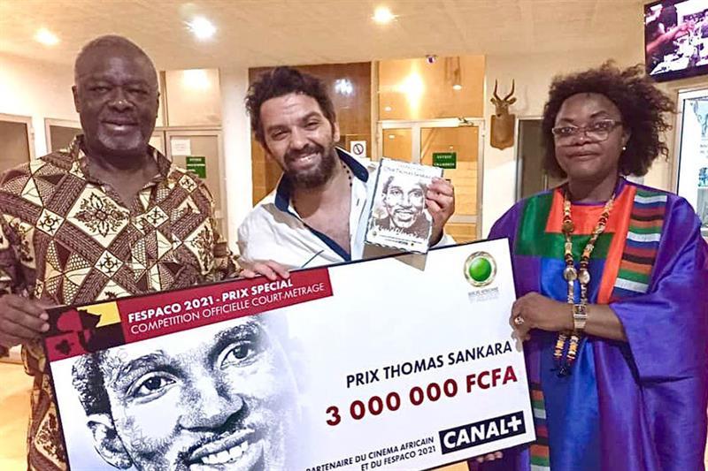 Egyptian films Tuk-Tuk, Souad win two special awards at Burkina Faso's Fespaco festival