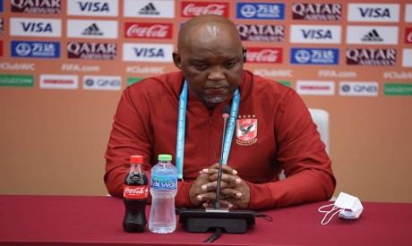 Ahly coach Mosimane