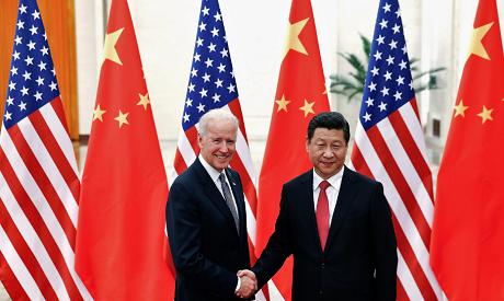 Biden, Jinping