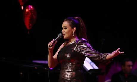 Carole Samaha opens Cairo Opera