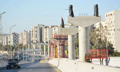 Egypt's roads and railways power ahead