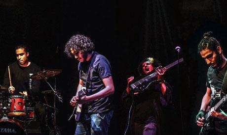 Bth Takhrebi band