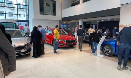 Car sales up