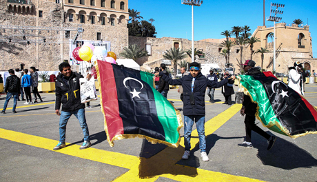 New Libyan government in the making