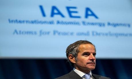 Head of IAEA