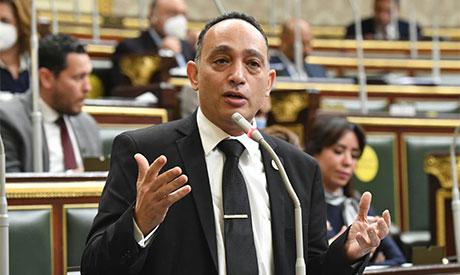 MP Freddy El-Baiadi