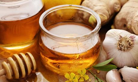 Garlic drink