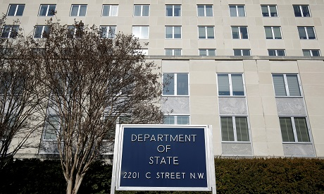 Department of State, US