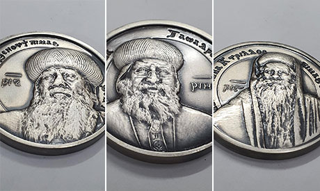 commemorative medallions