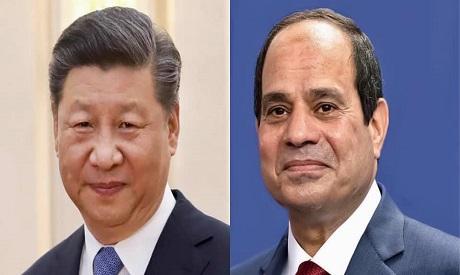 Egypt and China