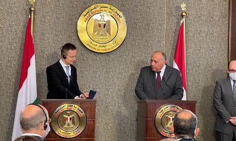 Egyptian, Hungarian FMs