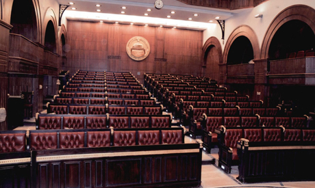 Senate prepares for its first session