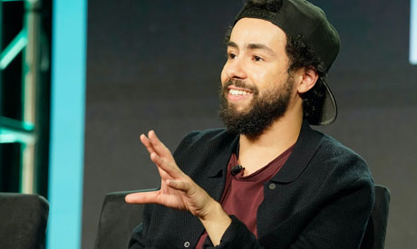 english.ahram.org.eg: Egyptian-American comedian Ramy Youssef heads inaugural event of USA's Middle Eastern Writers Committee - Entertainment - Arts & Culture