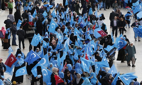 Uighurs in Turkey