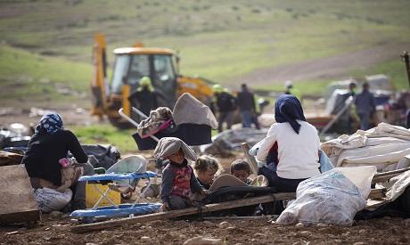 Occupied West Bank, Palestine