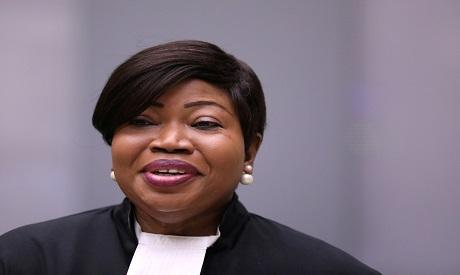ICC Public Prosecutor Fatou Bensouda
