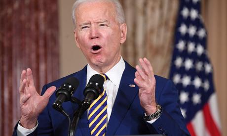 US President Joe Biden (Reuters)