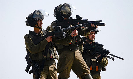 Israel security forces