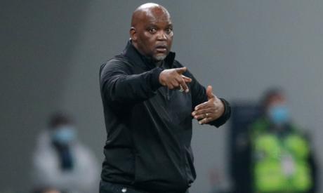 South African coach Pitso Mosimane