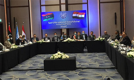Third round of Libyan dialogue on constitutional track kicks off in Hurghada, Egypt