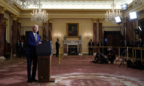Biden's reset of US foreign policy