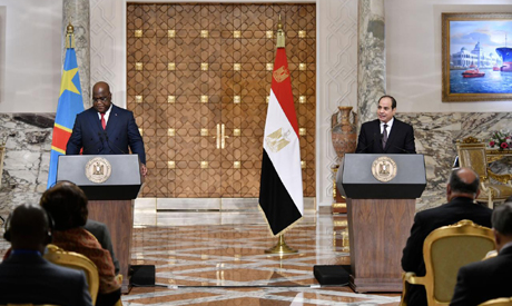 Egypt and Congo