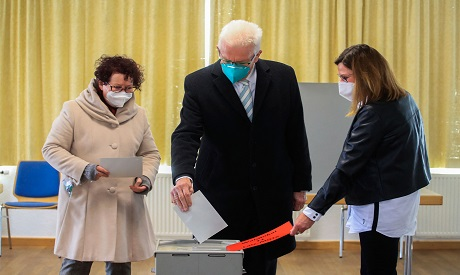 Election in Germany