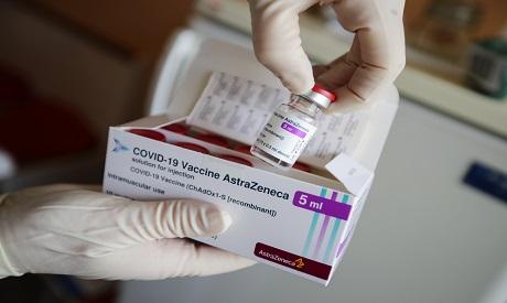 AstraZeneca vaccine (REUTERS)