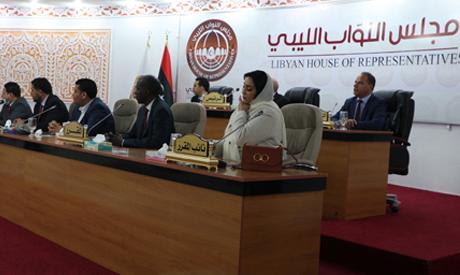 New Libyan government starts work