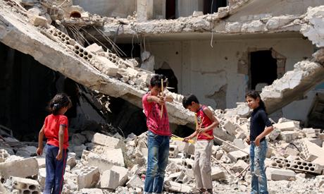 The Syria burden