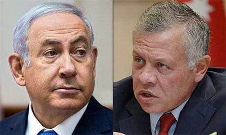 Israel and Jordan