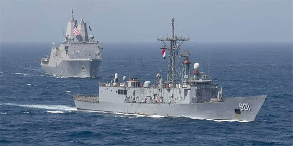 Egypt-US maritime exercise