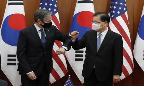 North korea/US