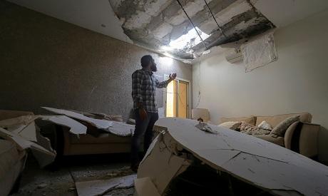 Yemen Houthi attack in Riyadh Saudi Arabia. REUTERS
