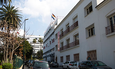 the German embassy