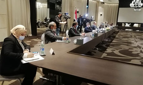 Egyptian-Jordanian Higher Committee ministerial