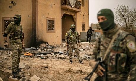 IS/Kurds