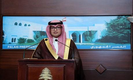 Saudi Ambassador to Lebanon
